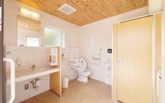 多目的トイレ新築