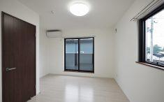 新築 シンプル 洋室